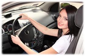 Car Rental Vehicle